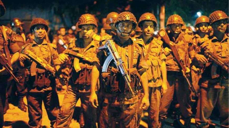 Dhaka,Dhaka attack,Gunmen take some 20 hostages,20 hostages,20 hostages in Dhaka,Dhaka's diplomatic quarter,Bangladeshi capital
