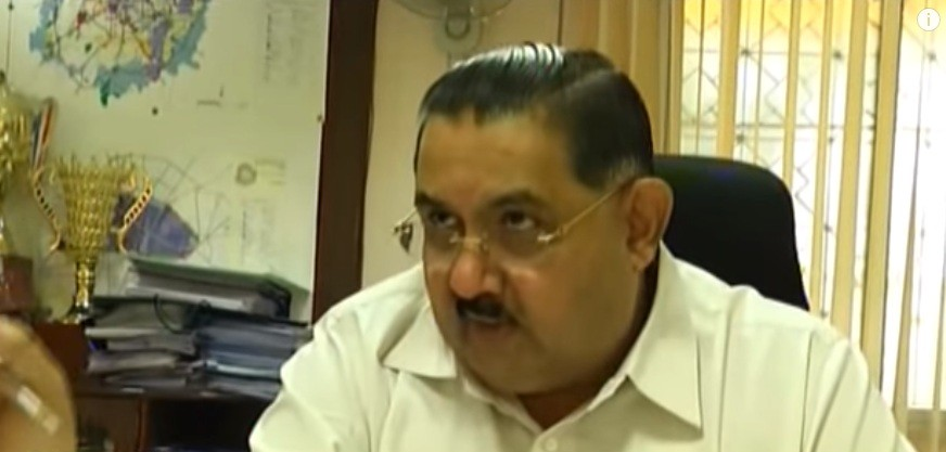 Former BDA chairman and IAS officer T Sham Bhat