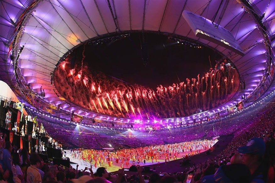 Fireworks,Fireworks at Rio 2016 Olympic Games,Fireworks at Rio Olympic Games,Fireworks at Olympic Games,Rio 2016 Olympic Games,Rio 2016 Olympic Games,Opening ceremony