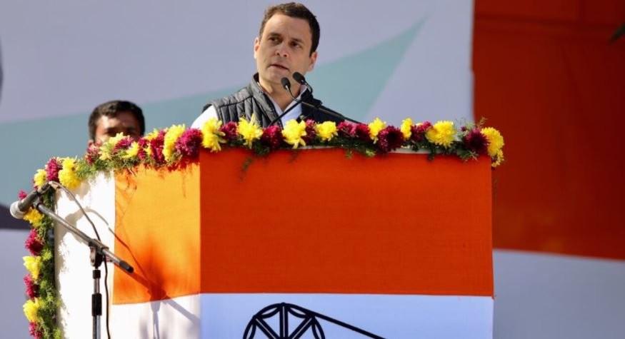 Rahul Gandhi,Narendra Modi,Congress President,Congress President Rahul Gandhi