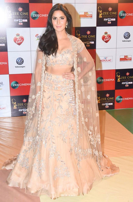 Alia Bhatt,Jacqueline Fernandez,Katrina Kaif,Radhika Apte,Zee Cine Awards 2018,Zee Cine Awards,Celebs at  Zee Cine Awards 2018,priyanka chopra Zee Cine Awards 2018