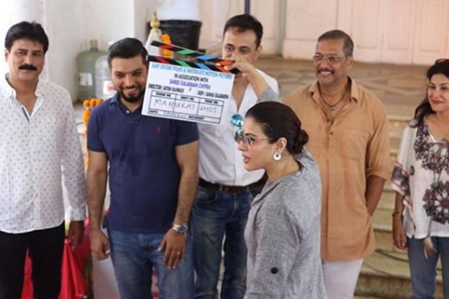Ajay Devgn,actor Ajay Devgn,Ajay Devgn Aapla Manus,Aapla Manus,Kajol