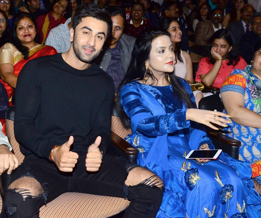 Alia Bhatt,Ranbir Kapoor,Varun Dhawan,Riteish Deshmukh,International customs day 2018,International customs day