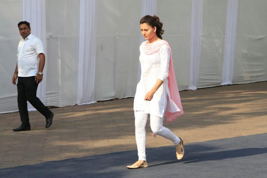 Arbaaz Khan,Jaya Prada,Urvashi Rautela,Aditya Thackeray,Sridevi funeral,celebs at Sridevi funeral,Celebration Sports Club,Sridevi,actress Sridevi