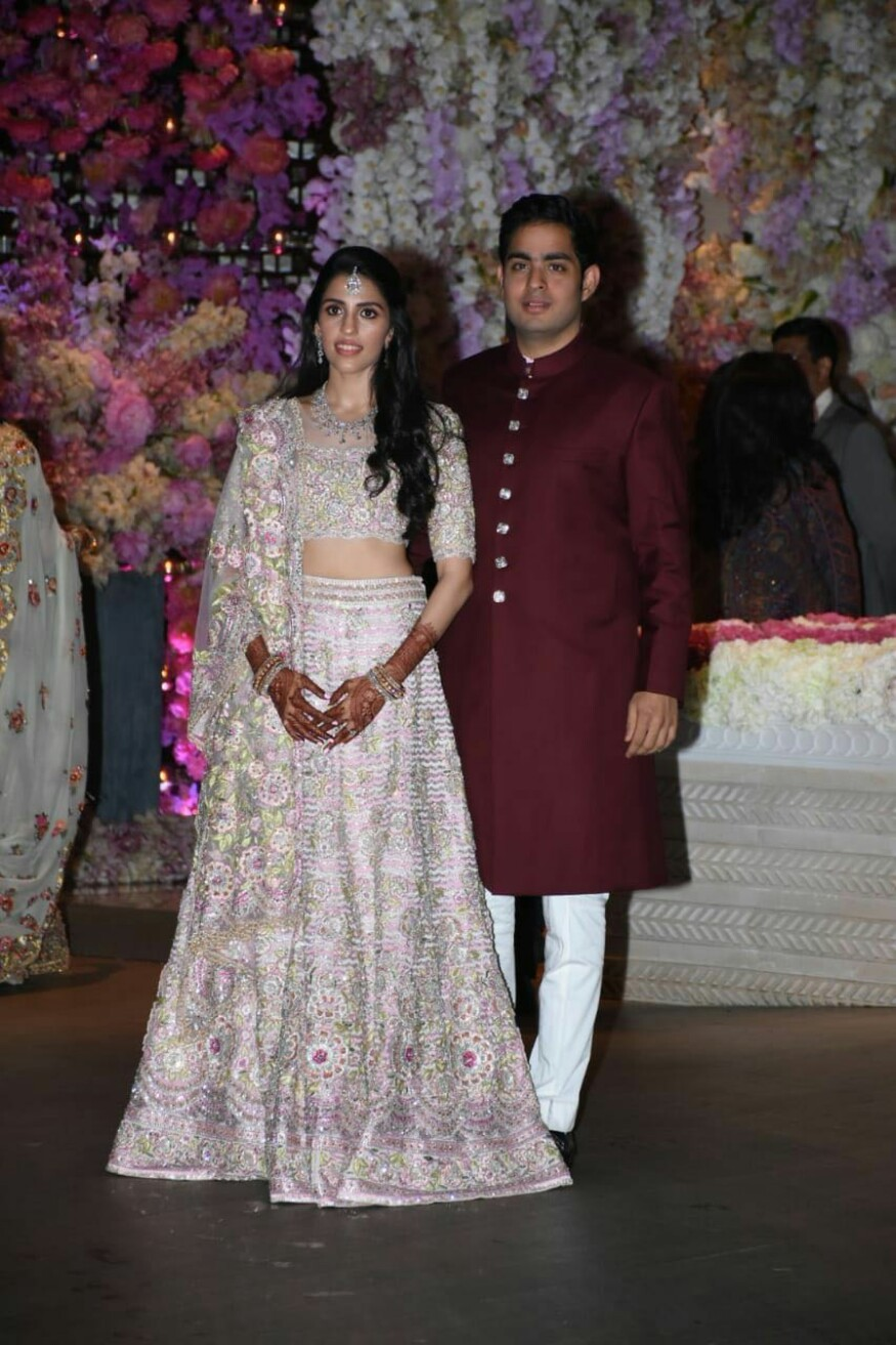 Shah Rukh Khan,Aamir Khan,Abhishek Bachchan,Aishwarya Rai,Alia Bhatt,Ranbir Kapoor,Akash Ambani and Shloka Mehta's engagement,Akash Ambani and Shloka Mehta's engagement party,Akash Ambani engagement party,Shloka Mehta engagement party