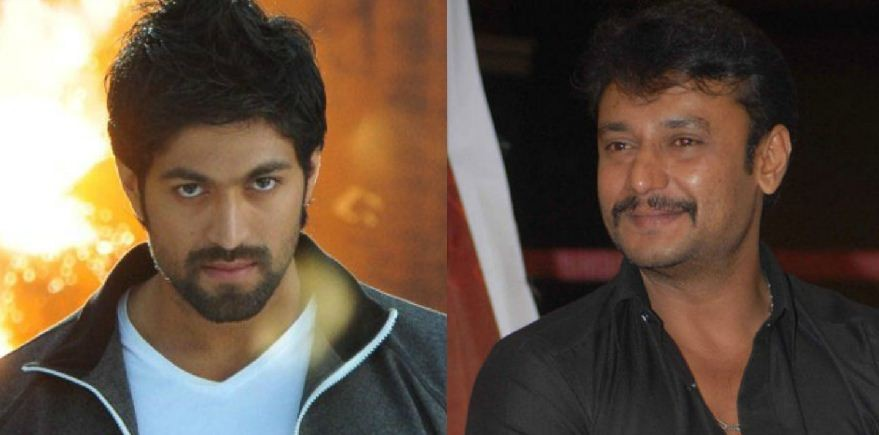 Yash Vs Darshan Fight