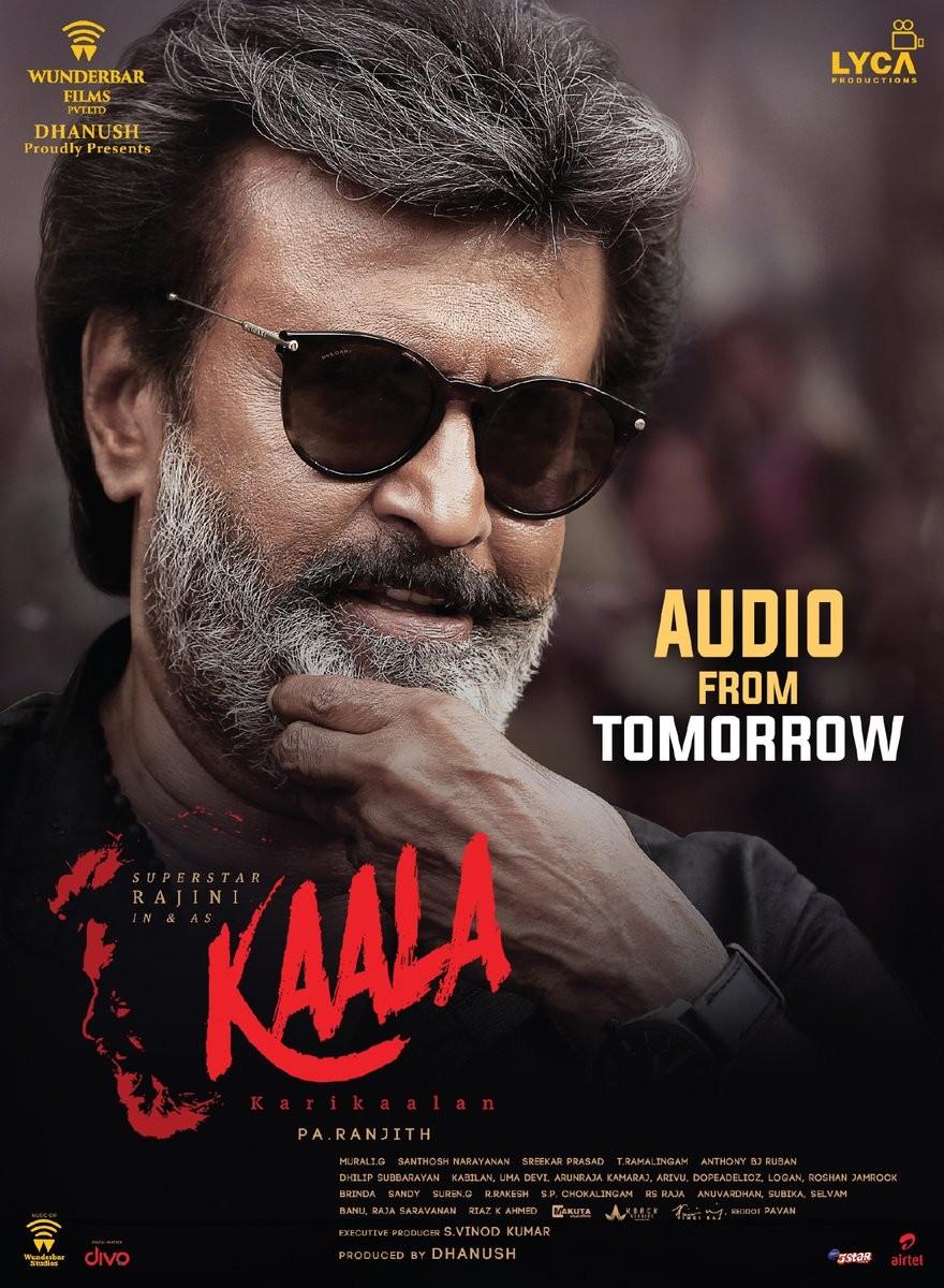 Rajinikanth,Kaala audio,Kaala audio launch,Kaala audio launch pics,Kaala audio launch images,Kaala trailer,Kaala trailer pics,Superstar Rajinikanth
