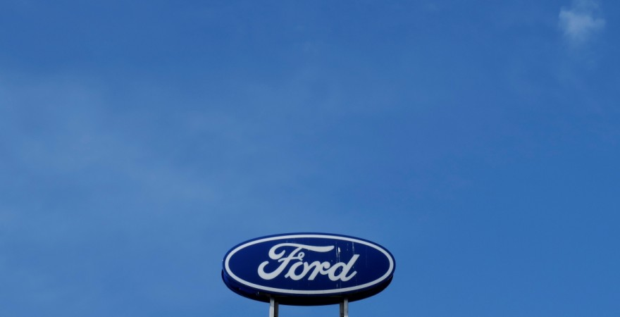 Ford India sales rise 8% in October