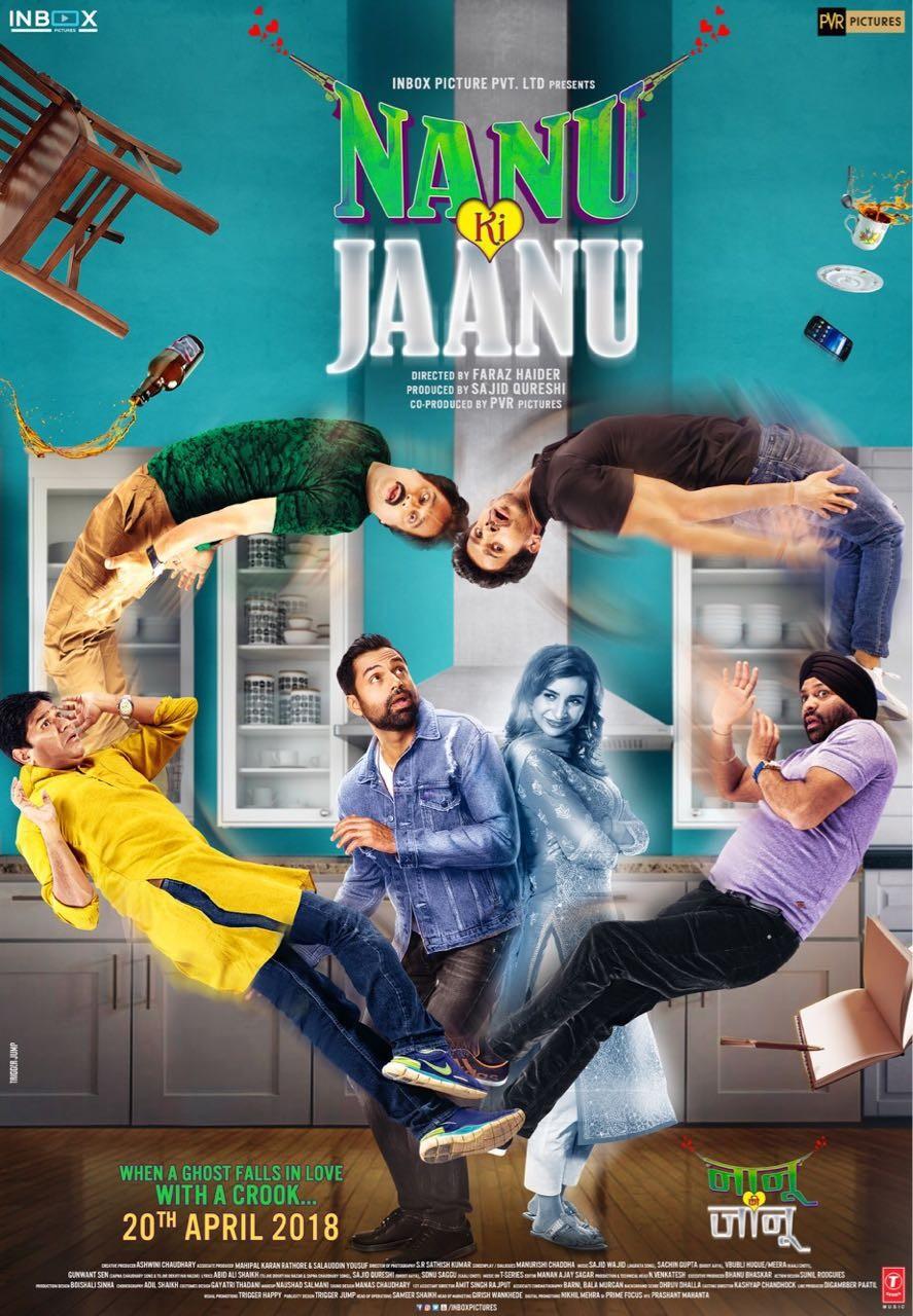Abhay Deol and Patralekhaa,Abhay Deol,Patralekhaa,Nanu Ki Jaanu first look poster,Nanu Ki Jaanu first look,Nanu Ki Jaanu poster,Nanu Ki Jaanu movie poster,Nanu Ki Jaanu pics,Nanu Ki Jaanu images