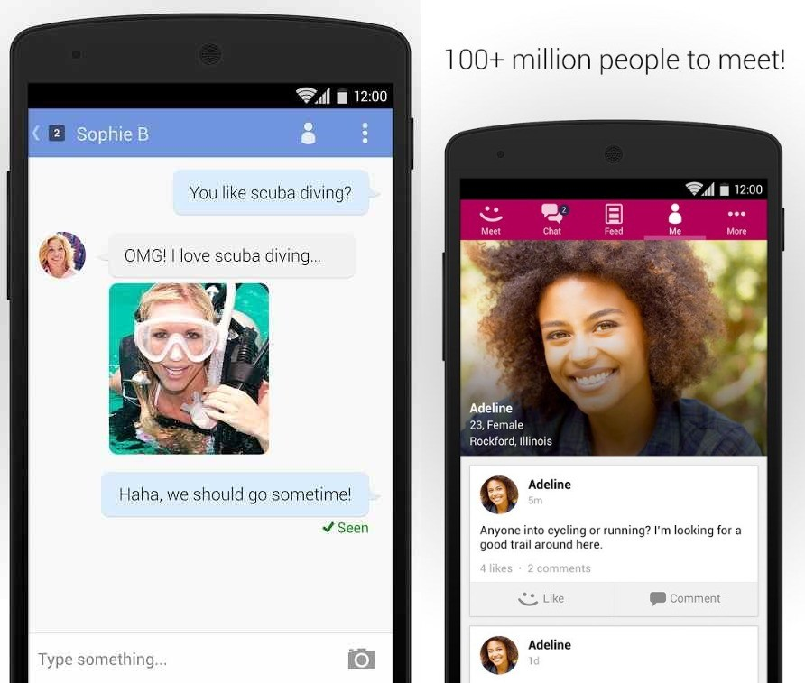 People nearby app