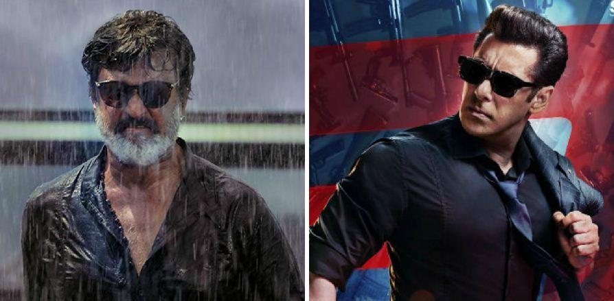 Rajinikanth's Kaala vs Salman Khan's Race 3