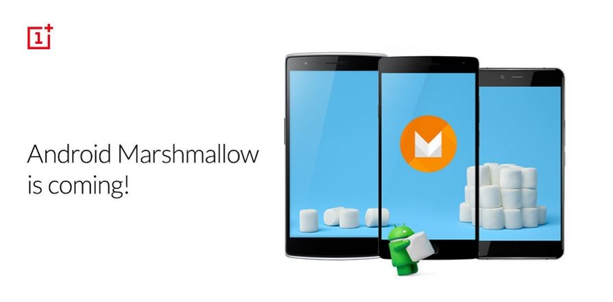 Android Marshmallow release schedule for OnePlus One, 2 revealed