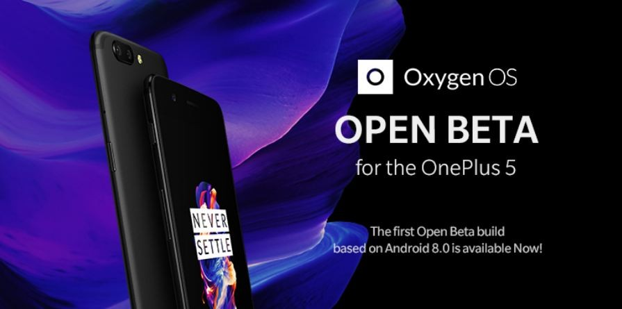 OnePlus 5 Android Oreo update release imminent: Open Beta version