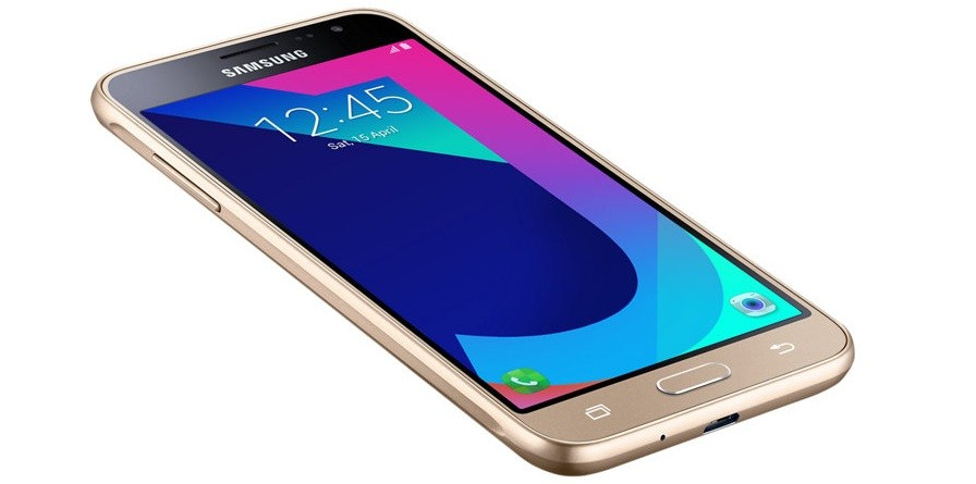 Samsung Galaxy J3 Pro as see on its official site