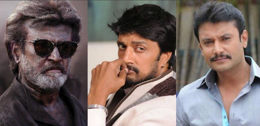 Sudeep, Rajinikanth and Darshan to turn Star Campaigners