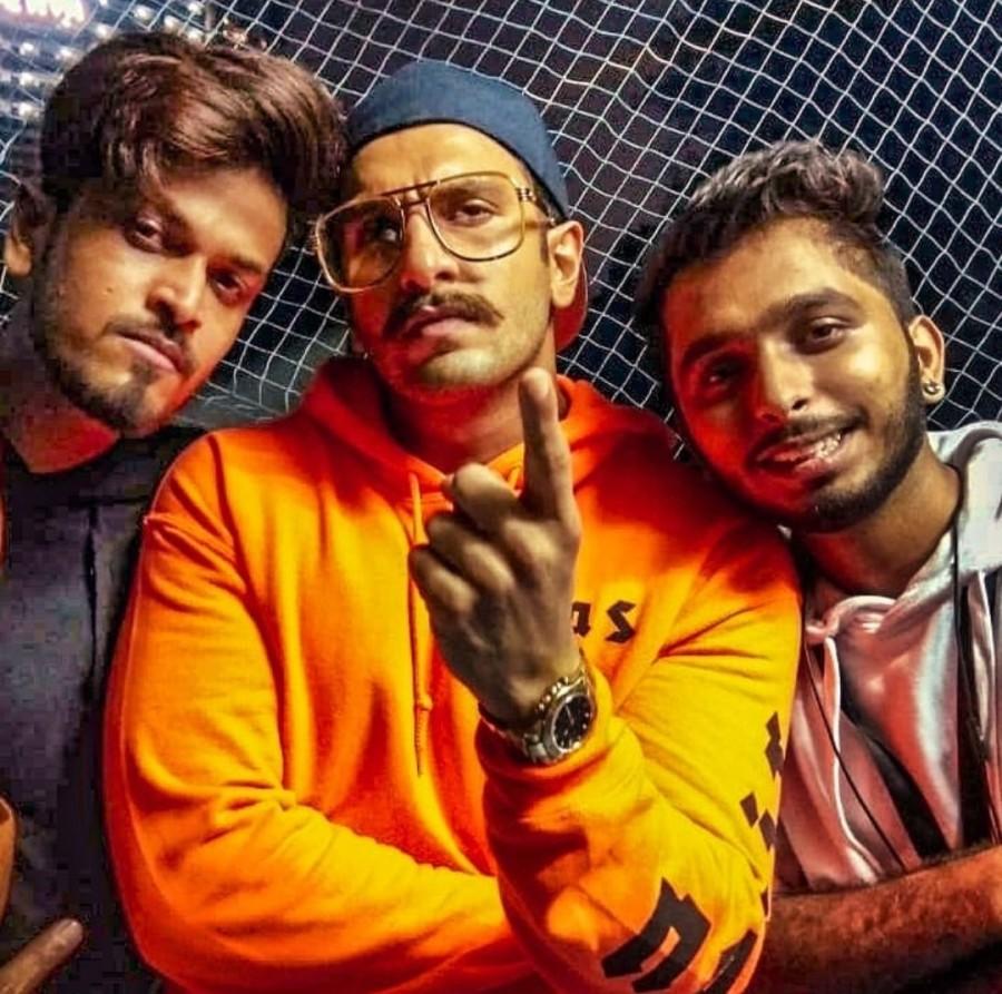 Ranveer Singh,actor Ranveer Singh,Divine Gully Fest,Zoya Akhtar,Ranveer Singh pics,Ranveer Singh images,Ranveer Singh stills,Ranveer Singh pictures,Ranveer Singh photos