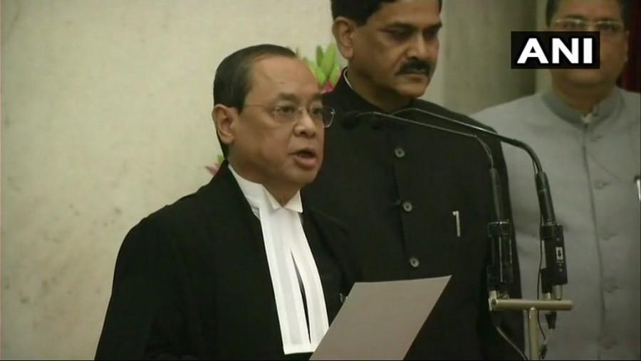 Justice Ranjan Gogoi,Ranjan Gogoi,Ranjan Gogoi as 46th Chief Justice of India,46th Chief Justice of India,CJI