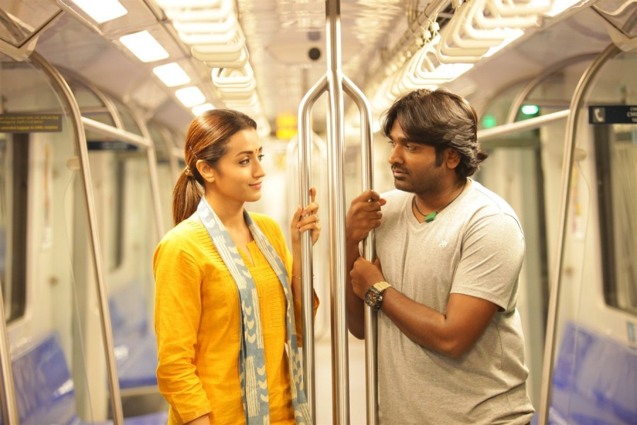 Vijay Sethupathi,Trisha Krishnan,Vijay Sethupathi and Trisha Krishnan,96 movie review,96 review,96 movie stills,96 movie pics,96 movie images,96 movie photos,96 movie pictures
