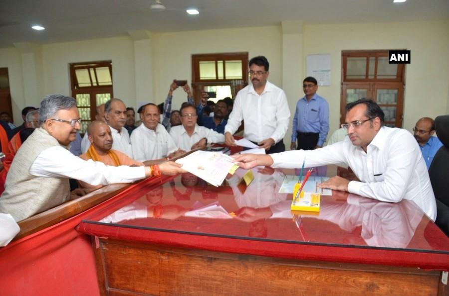 Chhattisgarh Assembly polls,Chhattisgarh polls,Rajnandgaon constituency,Assembly polls,Raman Singh,CM Raman Singh,Chhattisgarh CM Raman Singh