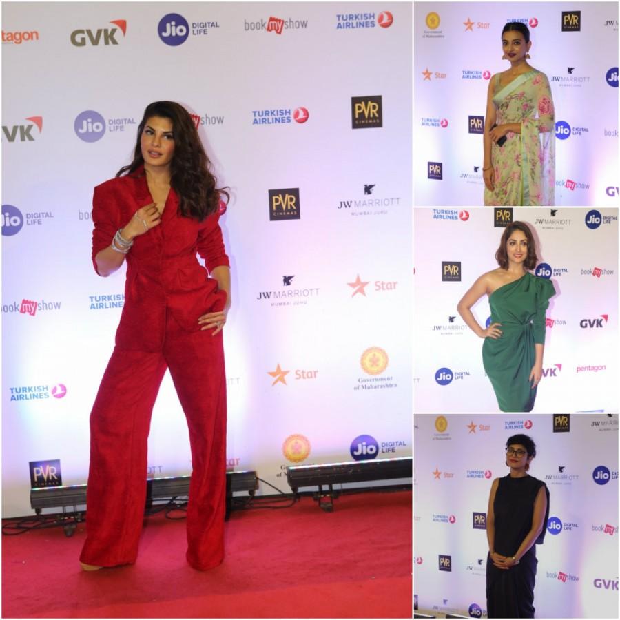 Jacqueline Fernandez,Yami Gautam,Radhika Apte,Fatima Sana Shaikh,MAMI 2018,MAMI,jio mami film festival,MAMI film festival
