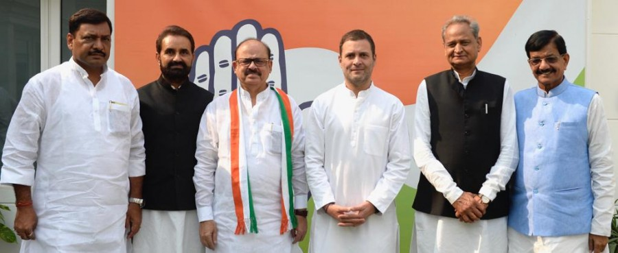 Tariq Anwar joins Congress,Tariq Anwar,Rahul Gandhi,Congress vice president Rahul Gandhi,Tariq Anwar joins INC,Nationalist Congress Party,NCP leader Tariq Anwar