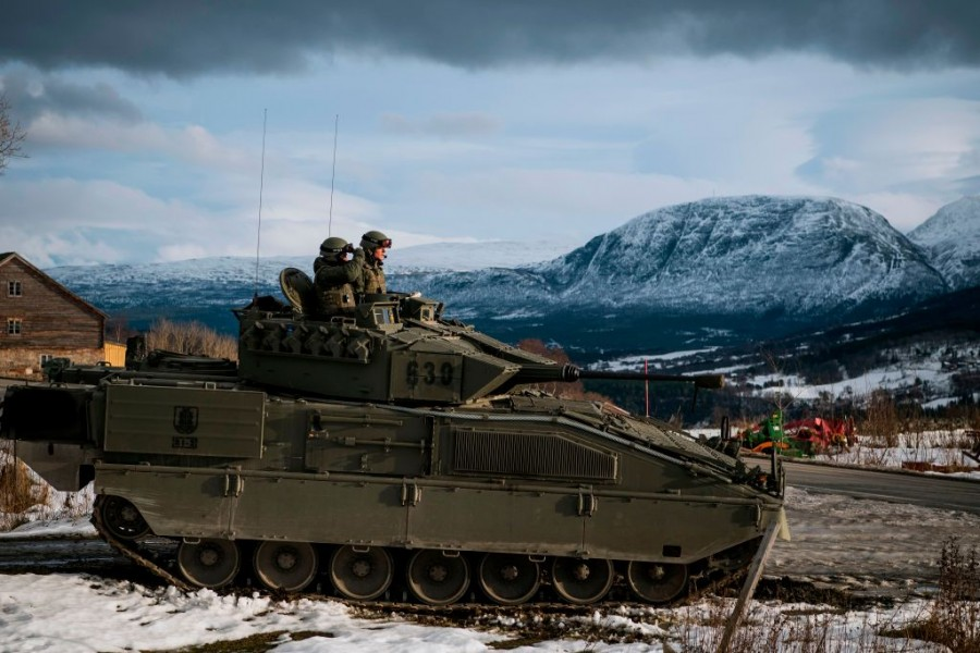 NATO,Trident Juncture,Norway,Joint military exercise,military exercise,NATO military exercises,NATO Trident Juncture,Trident Juncture 2018