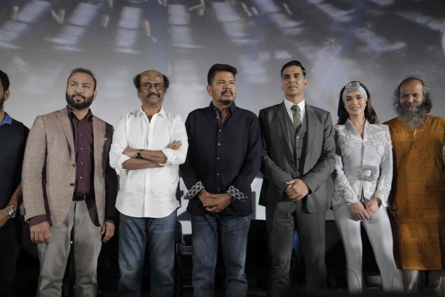 Rajinikanth,Akshay Kumar,2.0 trailer launch,2.0 trailer,2.0 trailer launch live,2.0 trailer launch pics,2.0 trailer launch images,2.0 trailer launch stills,2.0 trailer launch pictures,2.0 trailer launch photos