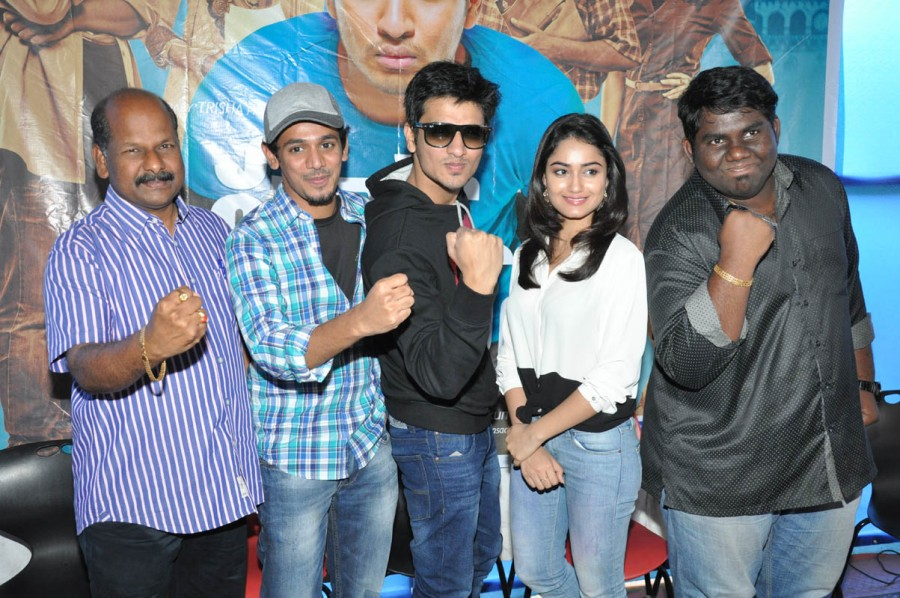 Success Meet of Surya Vs Surya