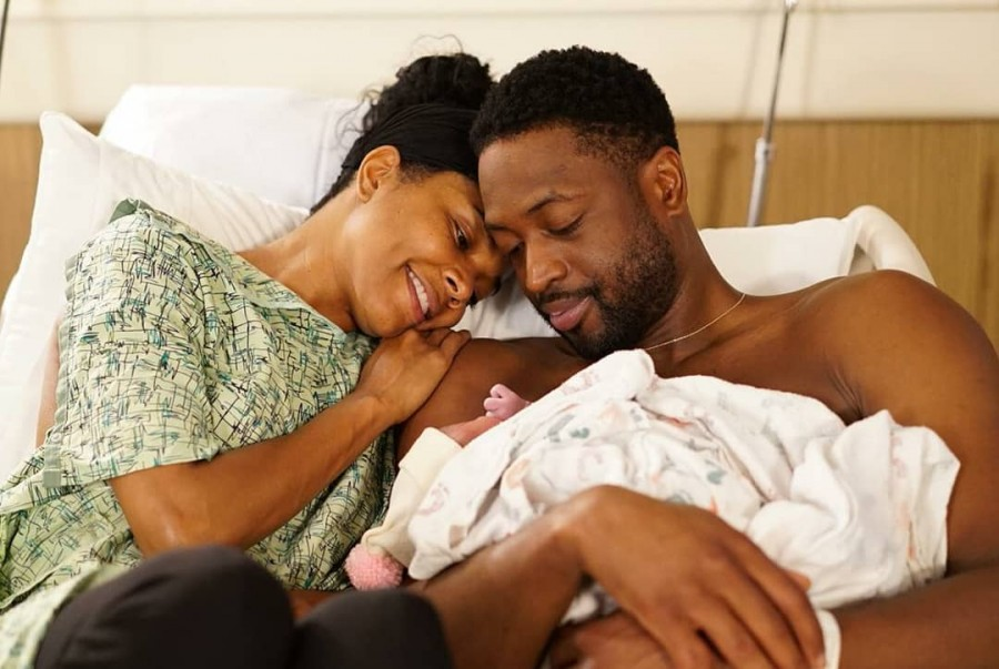 Gabrielle Union,Dwyane Wade,Gabrielle Union and Dwyane Wade