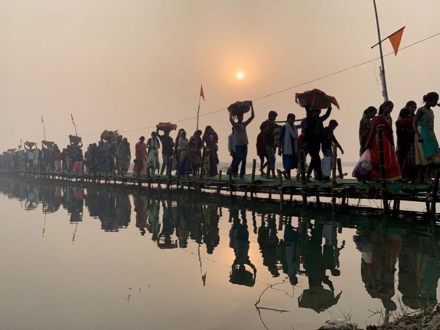 Chhath Puja 2018,Chhath puja,Surya Pooja,Indian Festival,Patna,India,Nepal