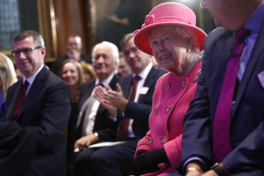 Queen Elizabeth II,Royal Insitute of Chartered Surveyors,Royal Family,Queen Of England,Elizabeth II,Queen Elizabeth,anniversary,Royal Family Member,Britain
