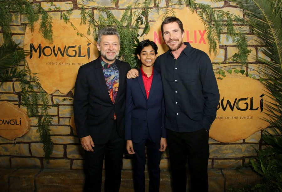 Andy Serkis,mowgli,Mowgli cast,Mowgli release date,Mowgli story,mowgli movie,Rudyard Kipling,rudyard kipling jungle book,Christian Bale