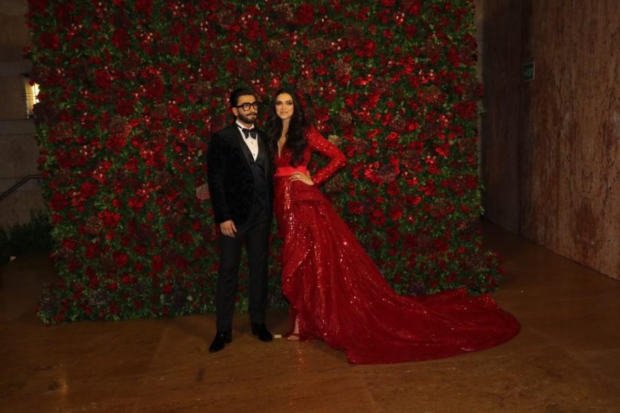 DeepVeer,DeepVeer Ki Shaadi,DeepVeer Wedding,Deepika Padukone,Ranveer singh-deepika padukone,Grand Hyatt,Wedding Reception