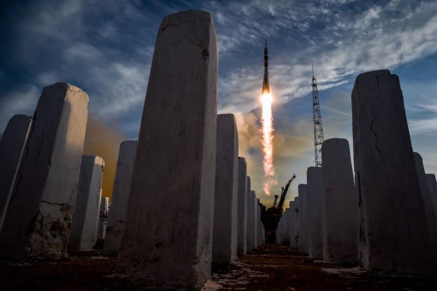 Soyuz rocket,Soyuz spacecraft,Soyuz spacecraft aboard ISS,Soyuz,Soyuz launch,nasa,nasa images,Nasa Soyuz,roscosmos,canadian space agency,astronaut
