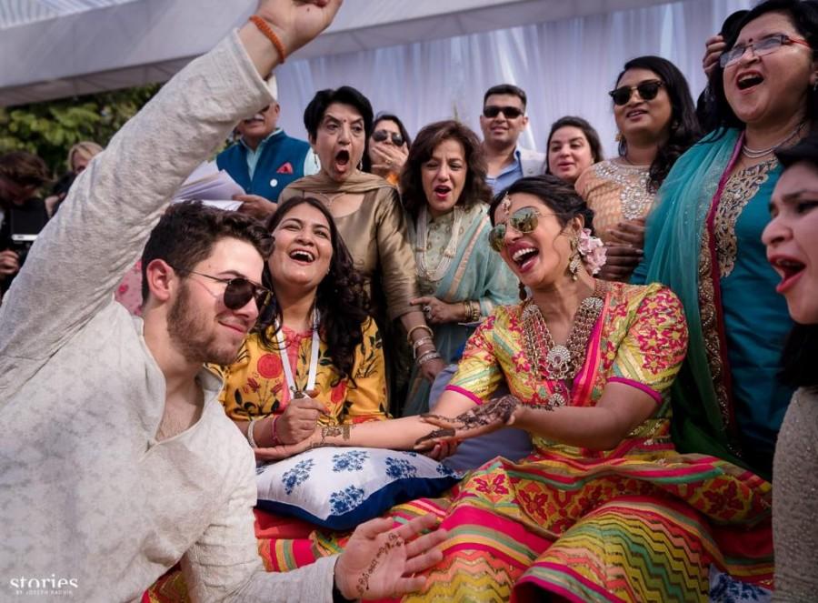 Screaming aunty,Screaming Aunty Meme,Priyanka Chopra,Priyanka Chopra Nick Jonas,Priyanka chopra wedding,Priyanka Chopra nick jonas wedding,Jodhpur
