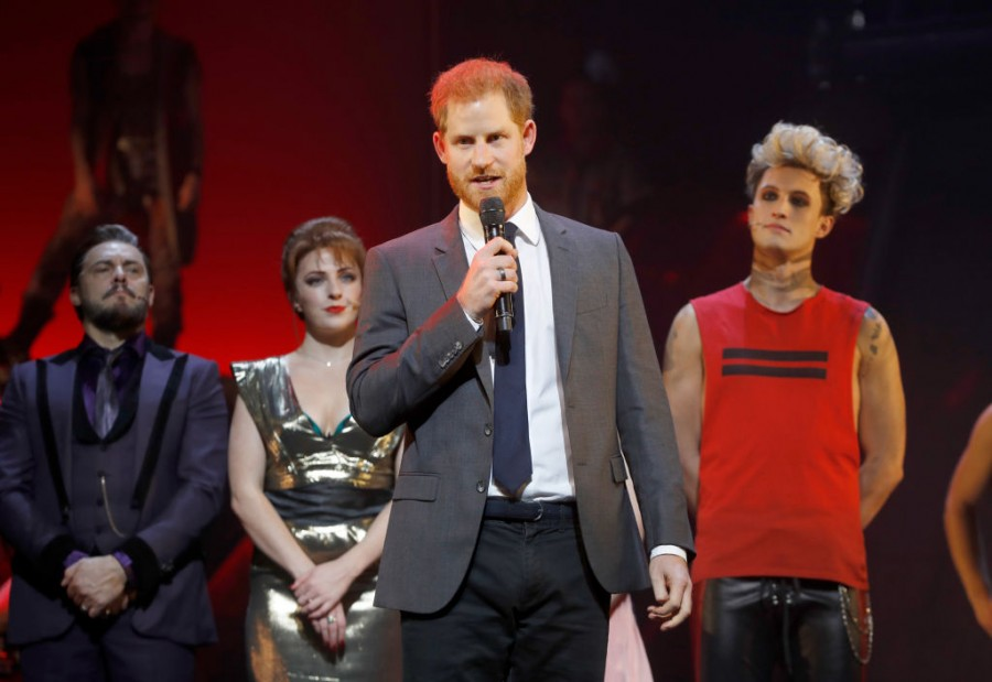 Prince Harry,prince harry meghan markle,Prince Harry Invictus Games,Prince harry in london,Bat Out Of Hell,Musicals,Dominion Theater,London