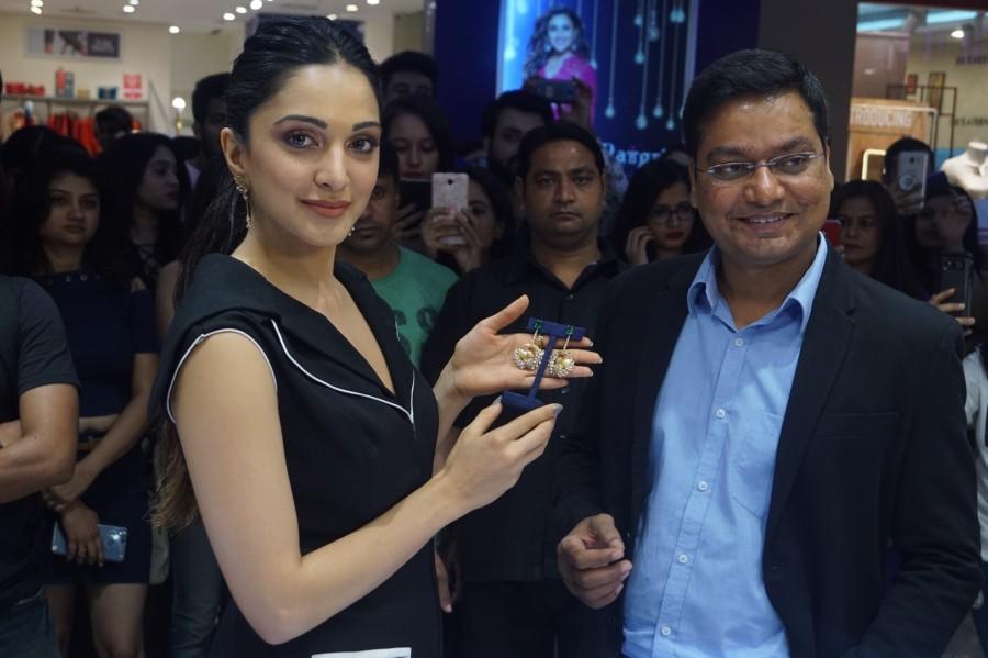 InOrbit Mall,Bollywood,Kiara Advani,Kiara Advani Bollywood,Mumbai,BlueStone,Bluestone,BlueStone Jewelry
