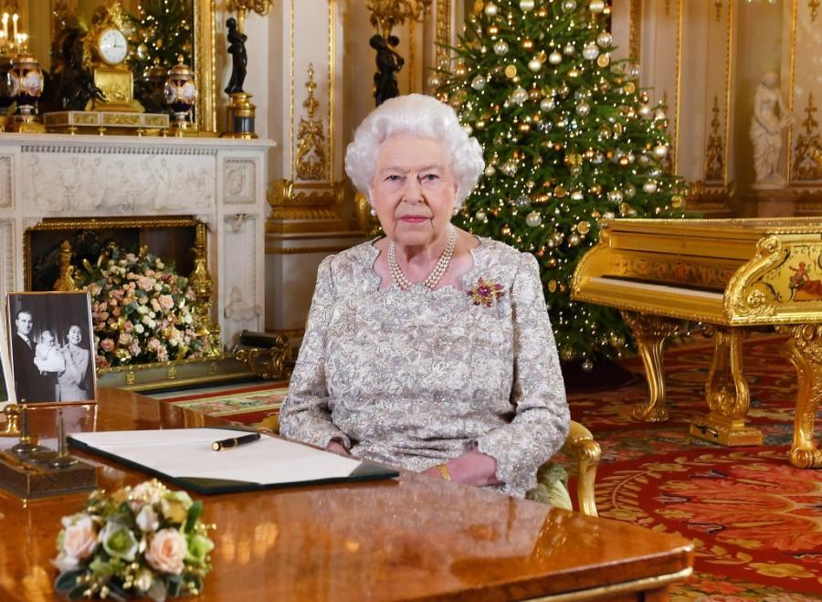 Queen Elizabeth II,Queen Elizabeth II Christmas,Queen Elizabeth II on Christmas,Queen Elizabeth Christmas Speech,Christmas 2018,Buckingham Palace,buckingham palace christmas celebration,London