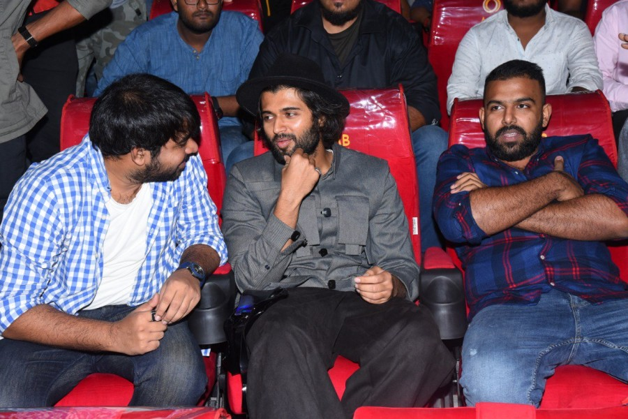Vijay deverakonda,vijay deverakonda new pics,vijay deverakonda photos,nuvve hero music video launch