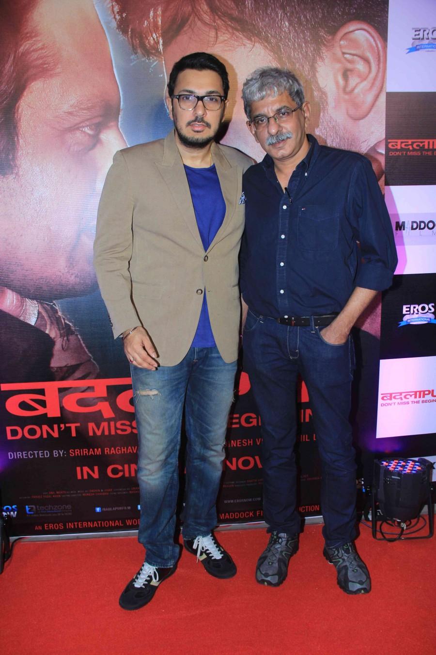 Dinesh Vijan and Sriram Raghawan