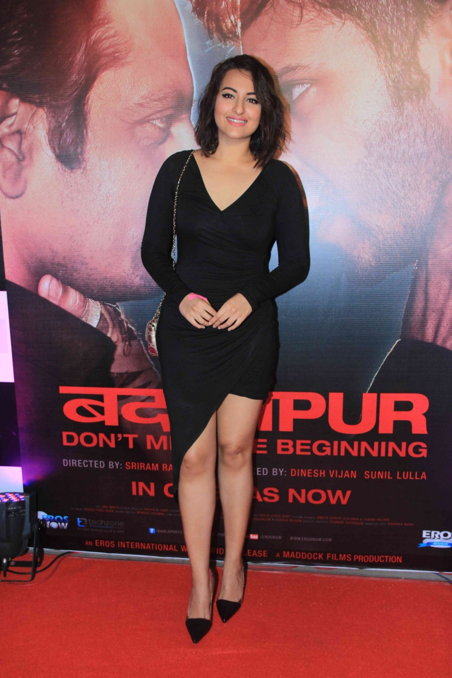 Badlapur,success party,varun dhawan,Shraddha Kapoor,huma qureshi,sonakshi sinha,arjun kapoor,photos