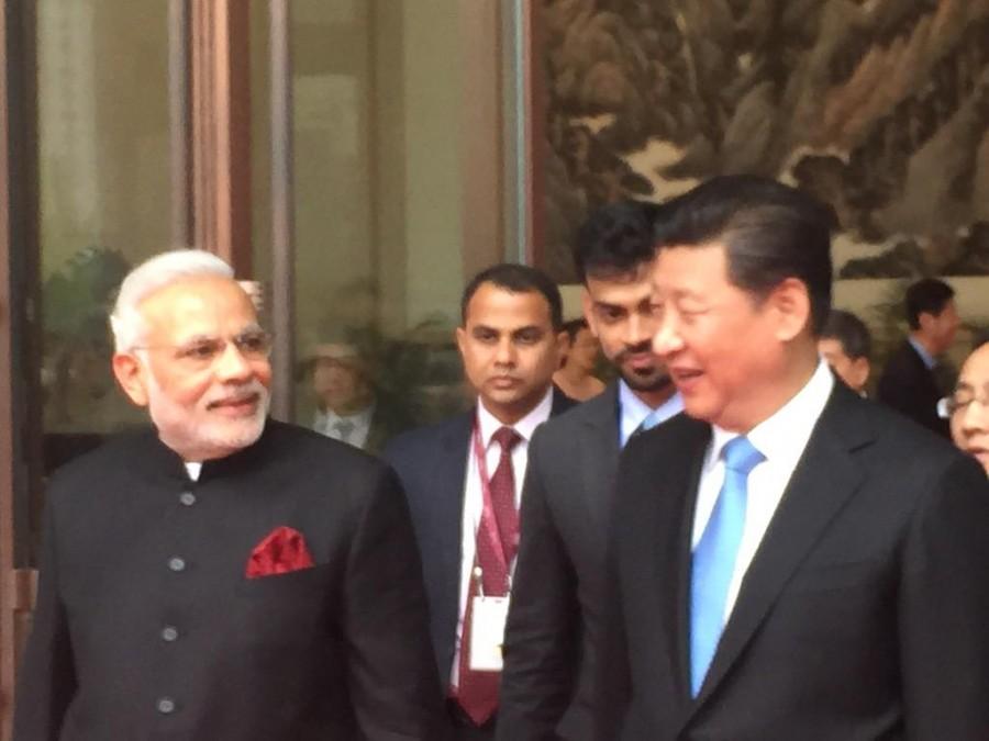 Narendra Modi meets Chinese President Xi Jinping,Prime Minister Narendra Modi meets Chinese President Xi Jinping,Narendra Modi,Prime Minister Narendra Modi,Chinese President Xi Jinping,Xi Jinping,Modi in China,Narendra Modi meets Xi Jinping,Narendra Modi'