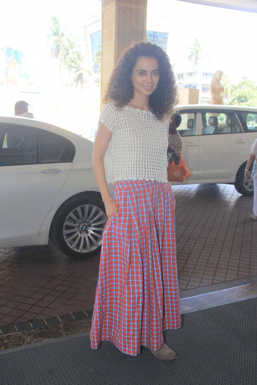 Kangana Ranaut,madhavan,Tanu Weds Manu Returns,Tanu Weds Manu Returns promotion