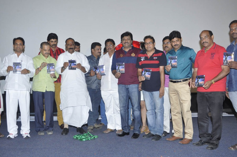 The cast and crew of 'Aloukika' attended the audio launch event on 12 March at Hyderabad.