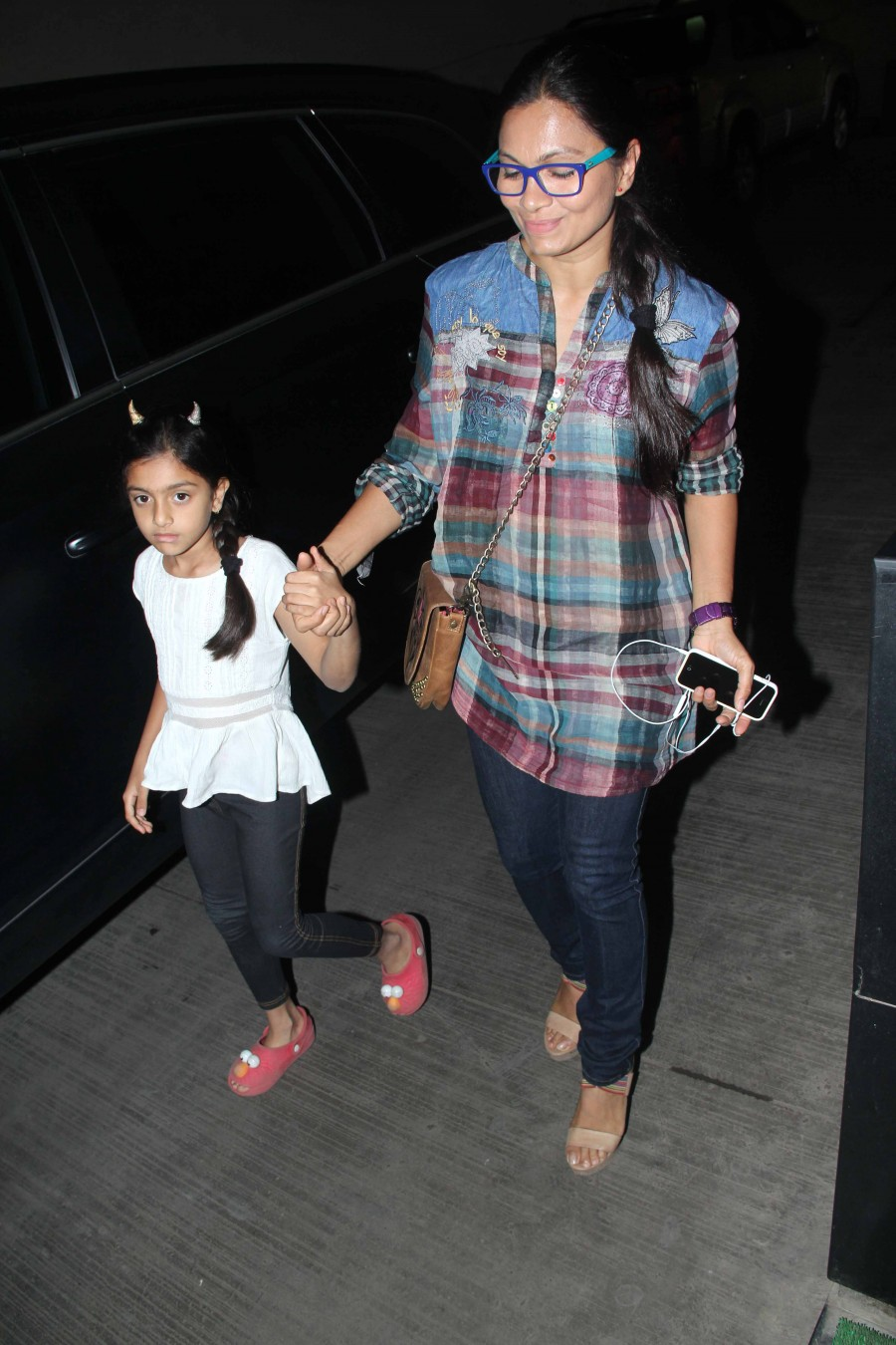 Cinderella,Cinderella special screening,Farah khan,Farah khan and kids,Mini mathur,Rohan Sippy,Shabana Raza