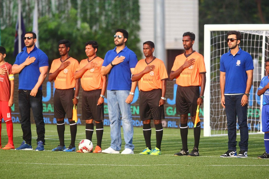 Amitabh Bachchan,sachin tendulkar,Yuvraj Singh,ranbir kapoor,RFYC Scholarships,Indian super league,ISL