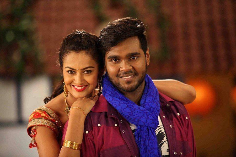 Sagaptham,tamil movie Sagaptham,Sagaptham movie stills,Shanmugapandian,vijaykanth son