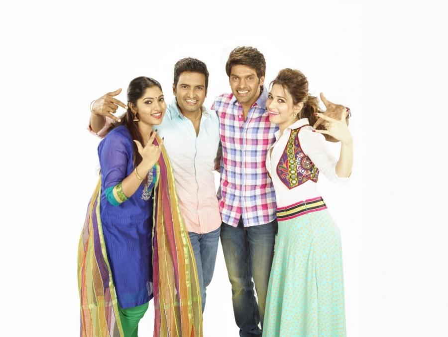 VSOP,Vasuvum Saravananum Onna Padichavanga,tamil movie VSOP,Arya,Tamannaah,Santhanam,VSOP movie stills,VSOP movie pictures,VSOP movie photos,VSOP movie images