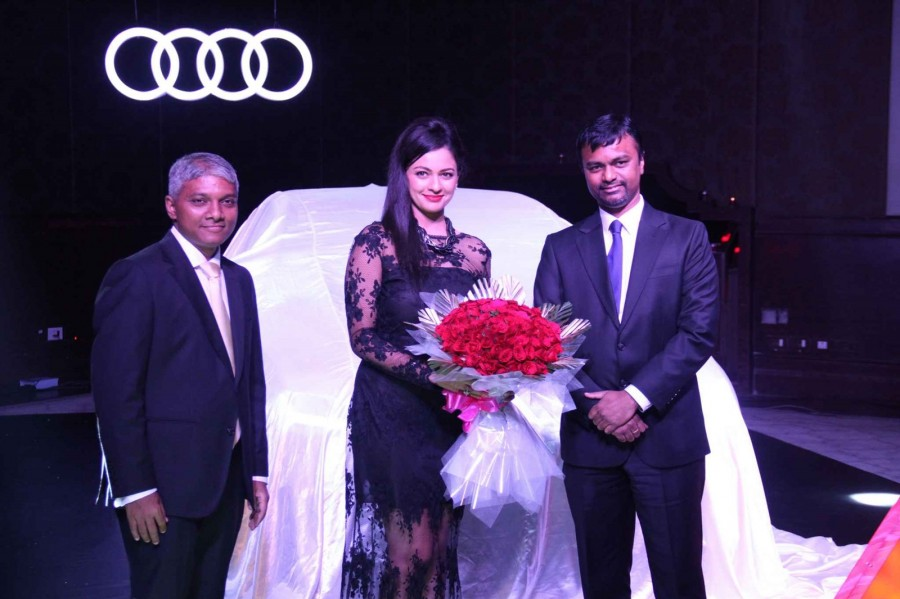 Pooja Kumar,Audi A6 Matrix Car,Audi A6 Matrix,Pooja Kumar launches Audi A6 Matrix Car,Audi A6,Audi car,actress Pooja Kumar,Pooja Kumar latest pics,Pooja Kumar latest images,Pooja Kumar latest photos,Pooja Kumar latest stills