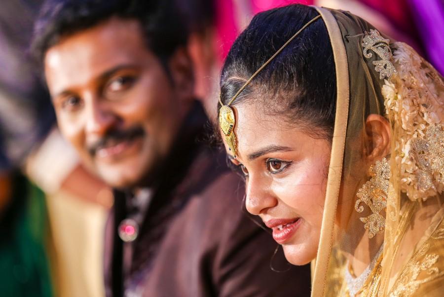Exclusive Najim Arshad Thazni Thahas Wedding Reception Stills